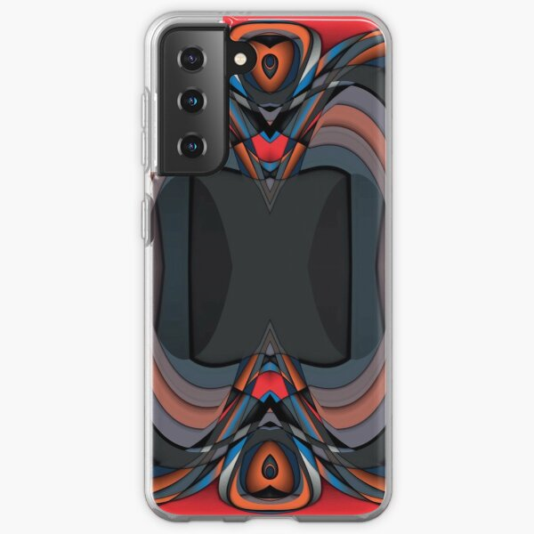 In and Out Samsung Galaxy Soft Case