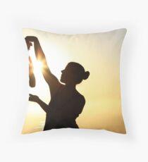 Prized Posession Throw Pillow