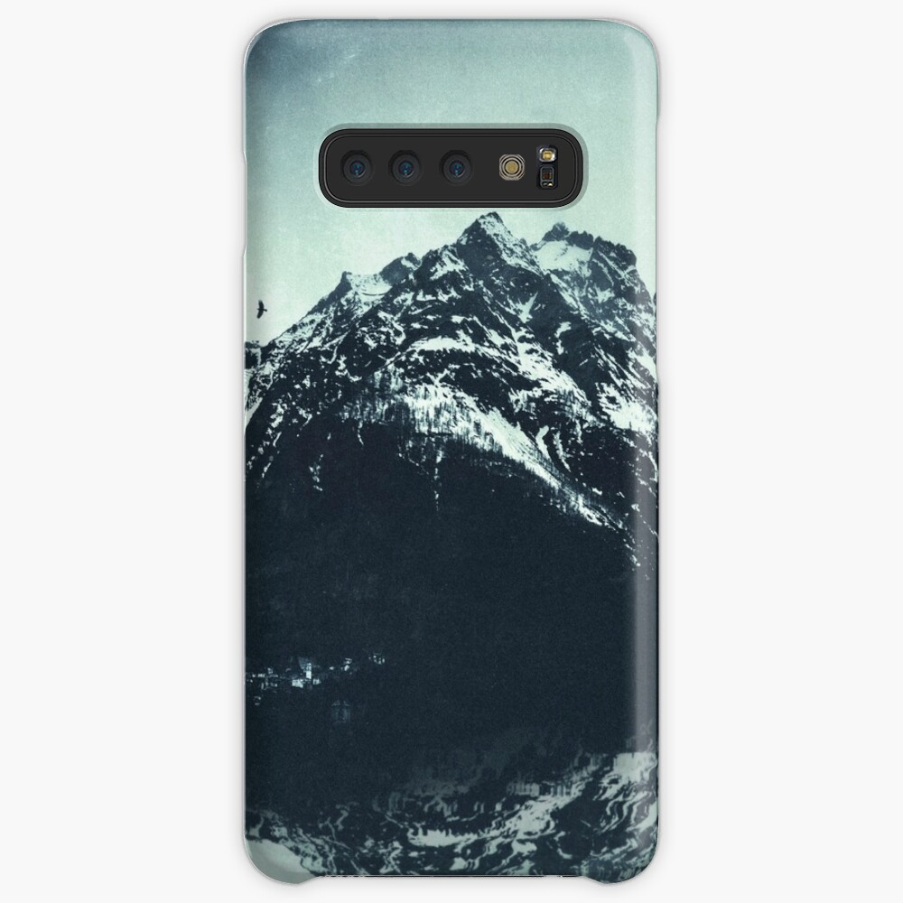 In the Shadow of the Mountains Case & Skin for Samsung Galaxy