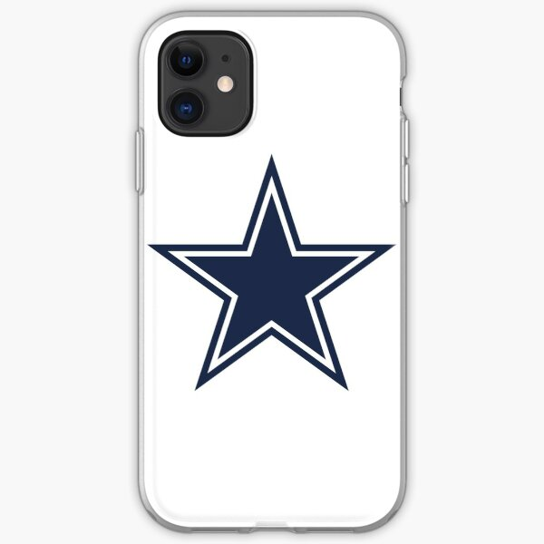 Star Dallas CowBoy iPhone Soft Case