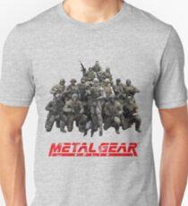 Metal Gear Solid T-shirt T-Shirt