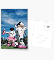 """""""Adelaide Fringe 2010"""" Postcards"""