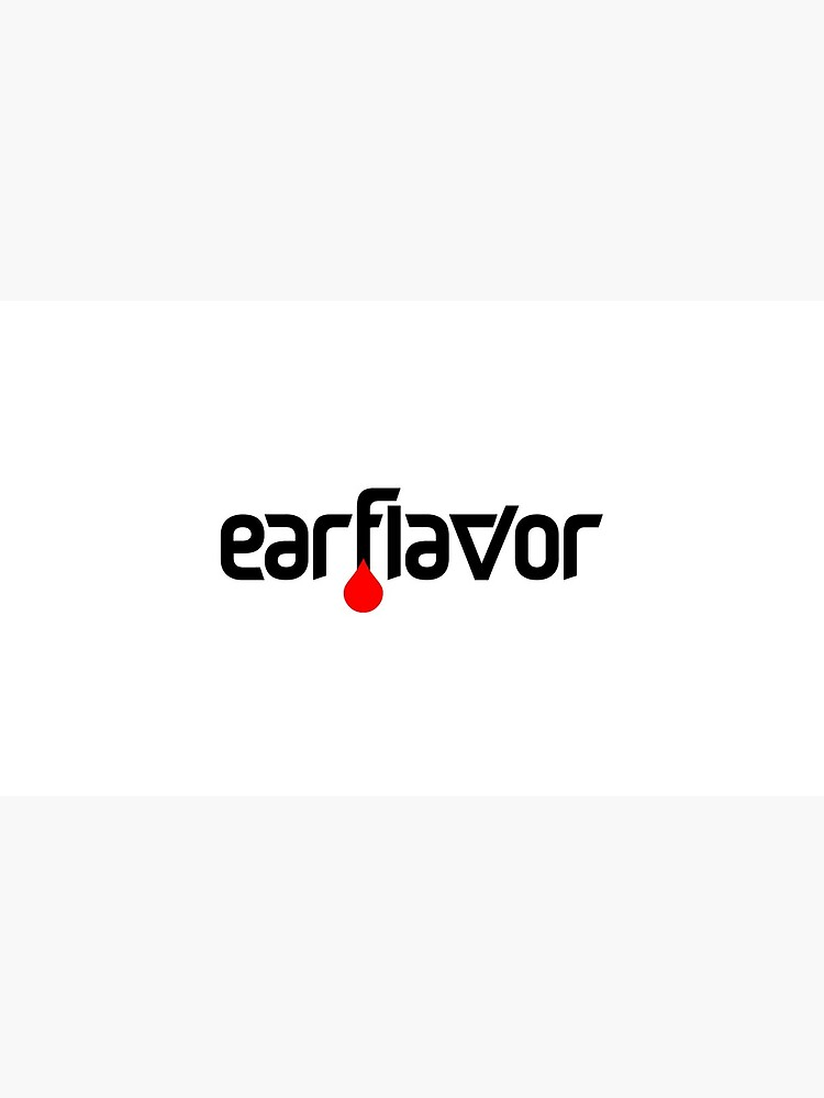 Earflavor Music Promoters Classic Logo by jayrauler