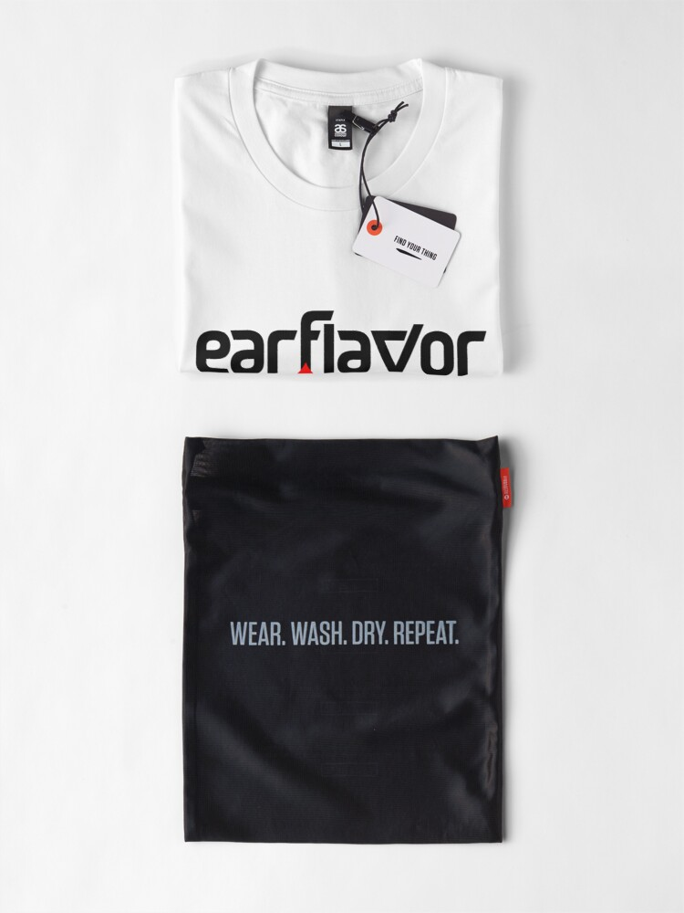 Alternate view of Earflavor Music Promoters Classic Logo Premium T-Shirt