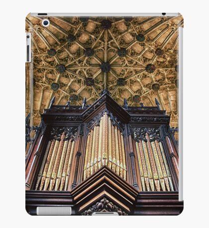 Organ Pipes iPad Case/Skin