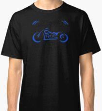 Grandpa Biker Fathers Day Motorcycle Classic T-Shirt