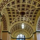Wellington Railway Station by Werner Padarin