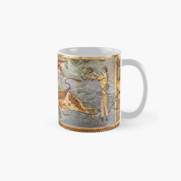 Minoan Times - Dancing with the bulls Classic Mug