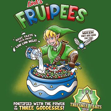 Link's Fruipees (minimalistic)  by crula