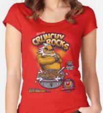 Darunia's Crunchy Rocks Women's Fitted Scoop T-Shirt
