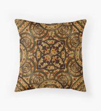 Artistic Royal Throw Pillow