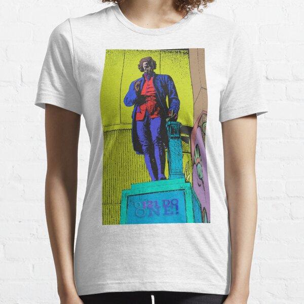 0121 Do One and Joseph Priestley statue, Birmingham Essential T-Shirt