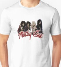 Mötley Crüe Slim Fit T-Shirt