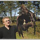 flying eagles  by Klaus Bohn