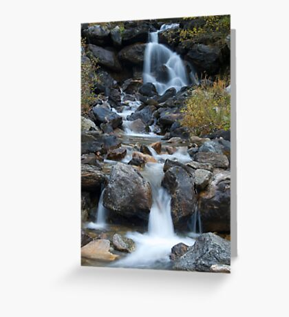 Formazza Valley Greeting Card
