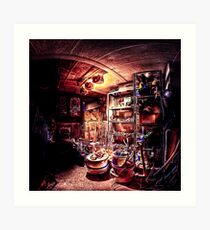 basement I Art Print