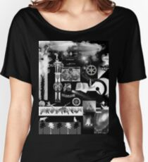 The Ascent of Man Women's Relaxed Fit T-Shirt
