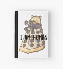 I Am Human Hardcover Journal
