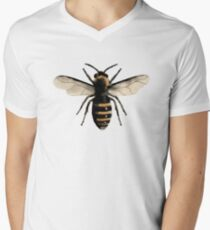 Bee Business Men's V-Neck T-Shirt
