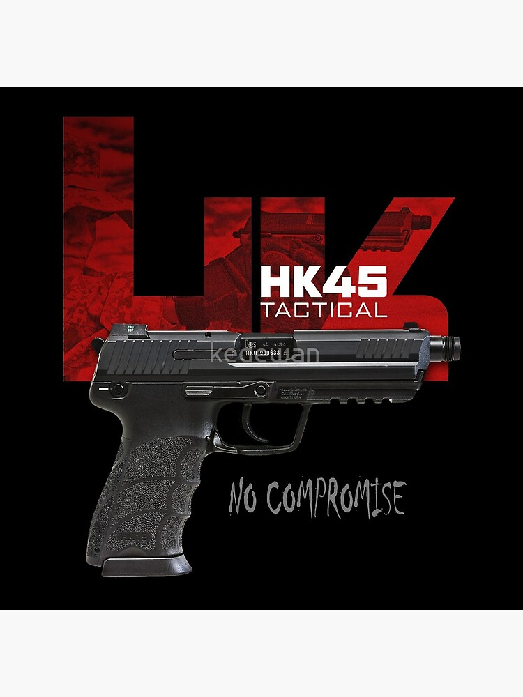 Heckler and Koch Tactical by kedewan
