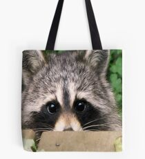 Shyly Hoping Tote Bag