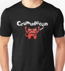 Curmudgeon fathers day on darks T-Shirt