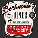 Beekman's Diner by blackregent