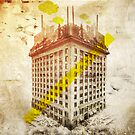 Polluted Urbana (The City Is On Fire) by William Clark