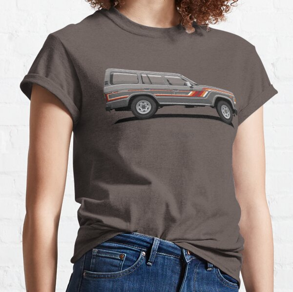 Land Cruiser 60 Grey Classic T-Shirt