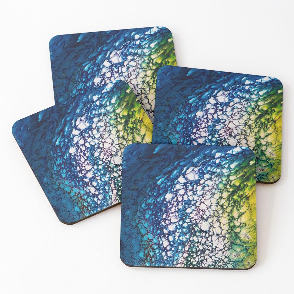 Tender Exclusion Coasters (Set of 4)