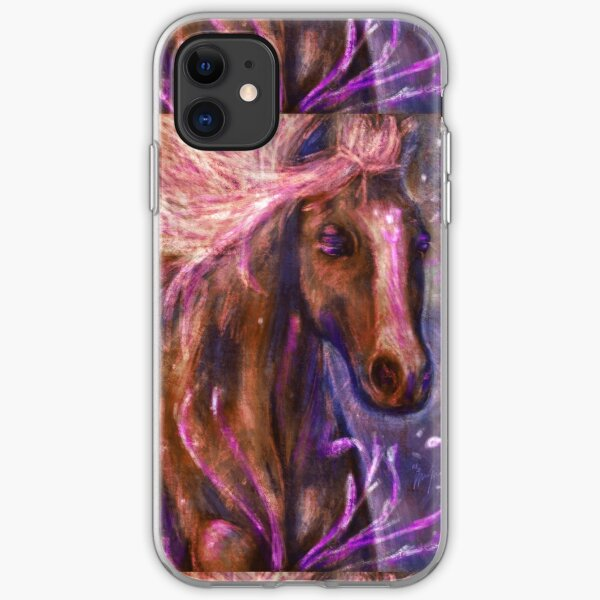 Enchanted Horse iPhone Soft Case