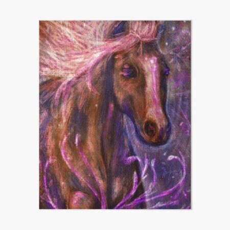 Enchanted Horse Art Board Print
