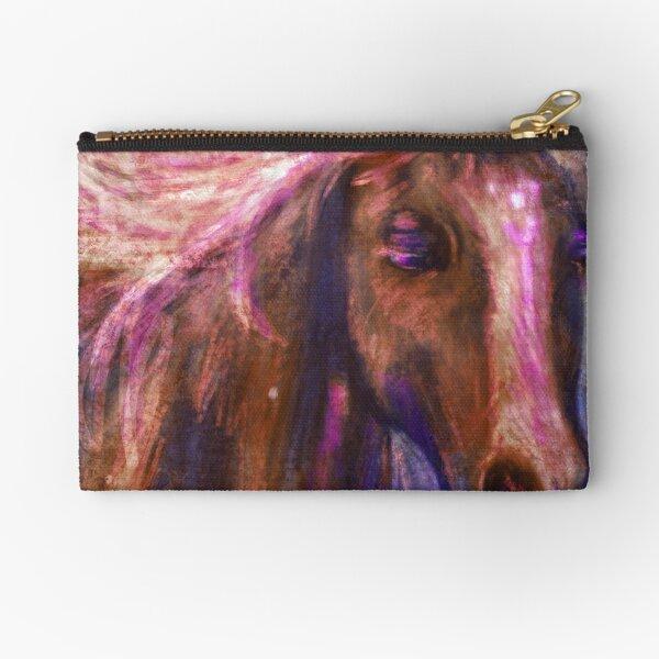 Enchanted Horse Zipper Pouch