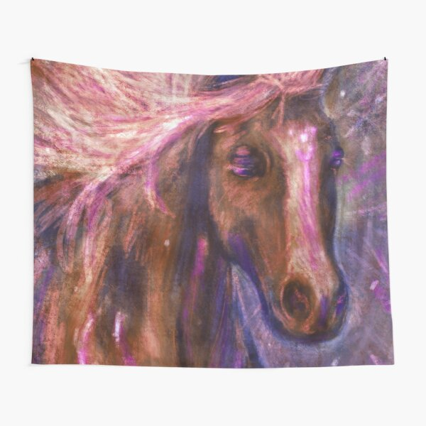 Enchanted Horse Tapestry