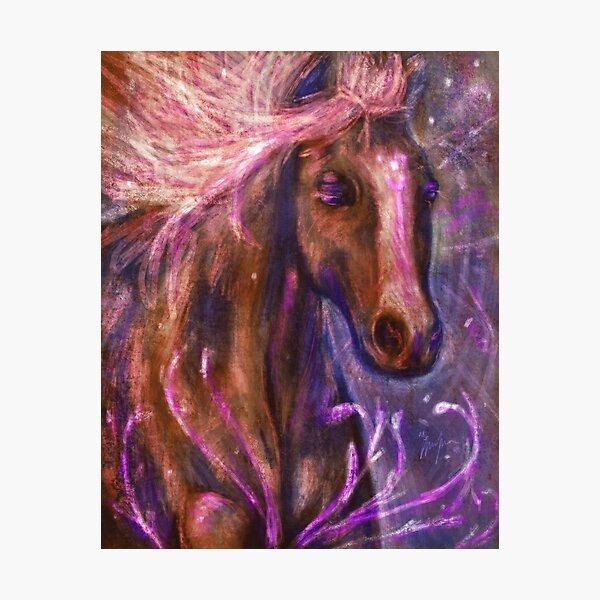 Enchanted Horse Photographic Print