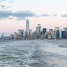 «Skyline de Nueva York 2019» de Sean Sweeney