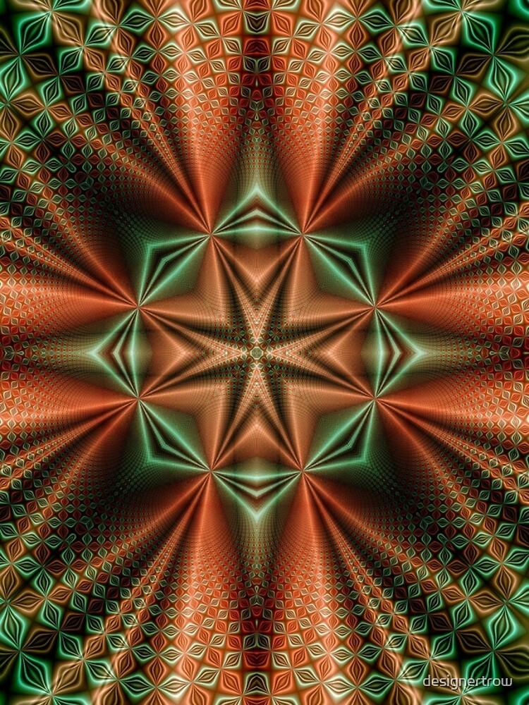 Wormhole Pattern von designertrow