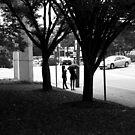 Bus Stop I by mojo1160