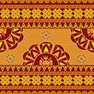 Sun-Muster von Eligo-Design