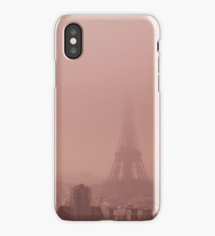 A foggy day iPhone Case