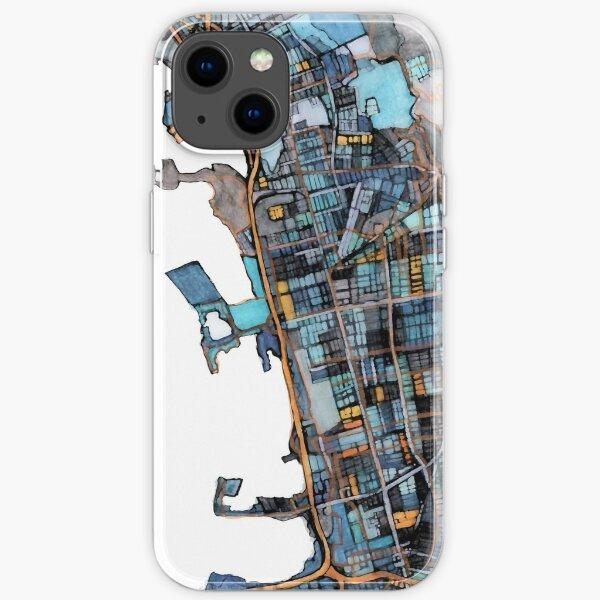 Berkeley, CA iPhone Soft Case