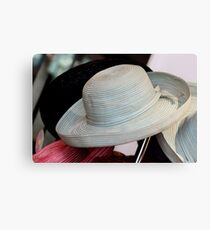 Hats!!!!!!! Canvas Print