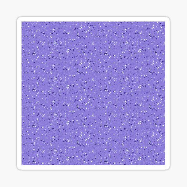 Lilac rubber flooring Sticker