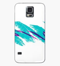 Jazz Solo Paper Cups Case/Skin for Samsung Galaxy