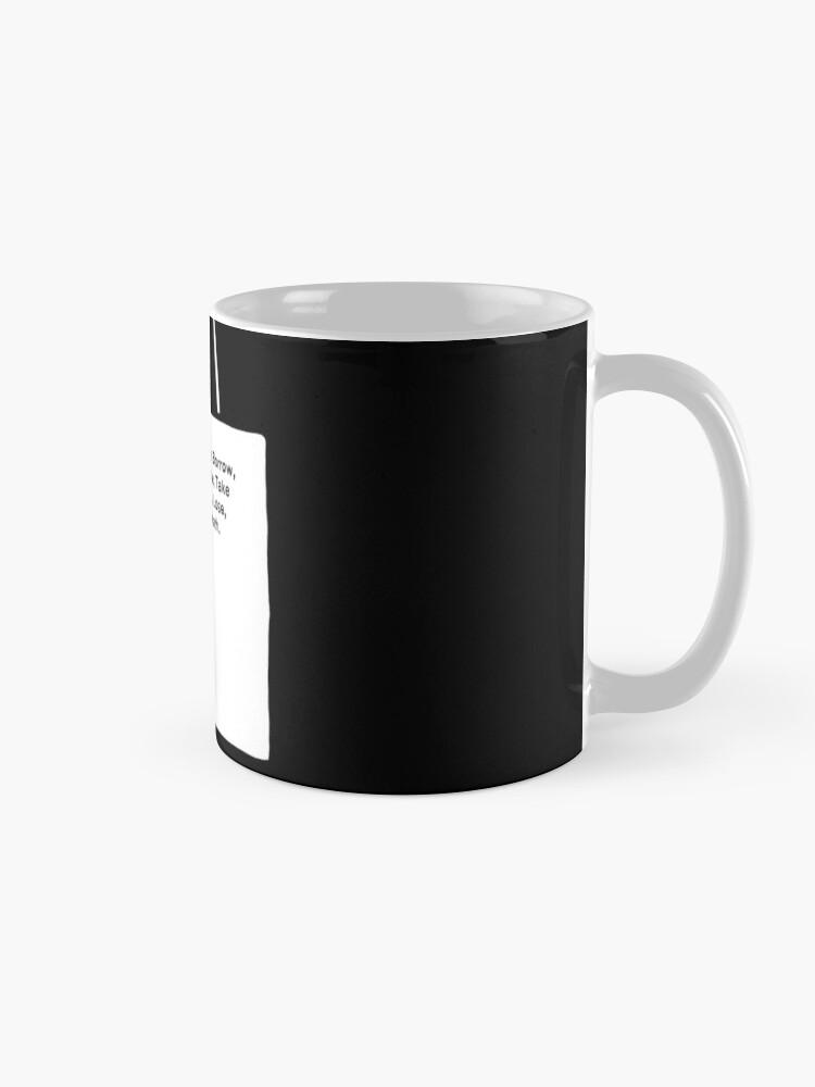 Alternate view of Black Books System Mug