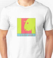 Lamb Animal Alphabet Unisex T-Shirt