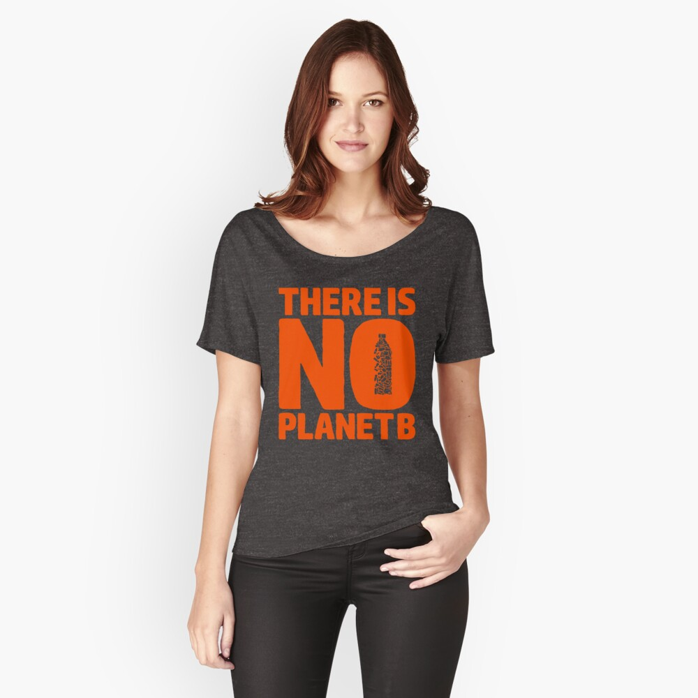 No Planet B Relaxed Fit T-Shirt