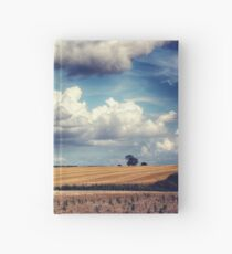 Clouds on a Saturday Hardcover Journal