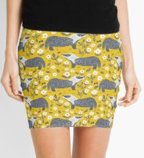 Badgers Mini Skirt