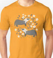 Badgers Slim Fit T-Shirt